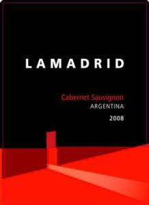 Lamadrid Cabernet Sauvignon 2009