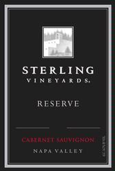 Sterling 'Reserve' Cabernet Sauvignon 2006