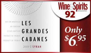Jean-Luc Colombo's 92 Point Syrah for Just $6.95