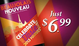 Beaujolais Nouveau Has Arrived!