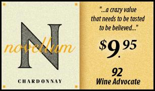 Novellum Chardonnay 2013