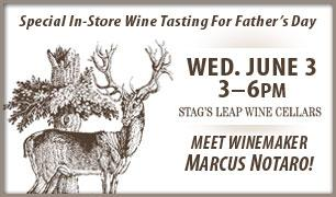 Stag's Leap Cellars Wine Tasting