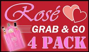 Rose 4 Pack Special