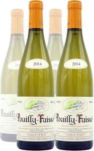 Vins Auvigue 'Solutre' Pouilly-Fuisse 2014