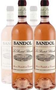 Domaine de la Bastide Blanche Bandol Rose 2016