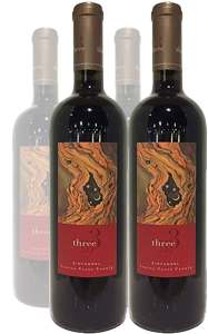 Three Wine Company Zinfandel 2013