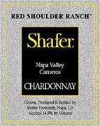 Shafer 'Red Shoulder Ranch' Chardonnay 2009