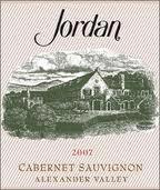 Jordan Vineyards Cabernet Sauvignon 2007