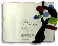 Descendientes Bierzo 'Petalos' Descendientes J.Palacios 2009