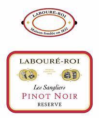Laboure-Roi Les Sangliers Pinot Noir 2009