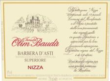Tenuta Olim Bauda 'Nizza' Barbera D'Asti 2008