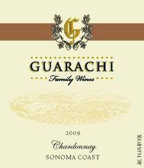 Guarachi Family Wines Chardonnay 2009