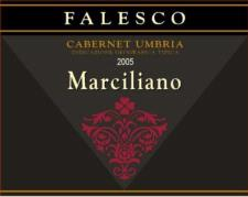 Falesco 'Marciliano' Cabernet Blend IGT 2005