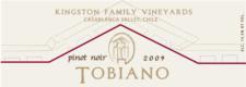 Kingston Family 'Tobiano' Pinot Noir 2009