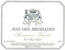 Mas des Bressades Roussanne/Viognier VDP 2010