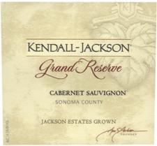 Kendall Jackson 'Grand' Cabernet Sauvignon 2009