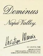 Dominus Estate Proprietors Red 2009