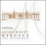 Chateau Mongravey Margaux 2010