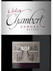Chateau de Chambert 'Cahors' Malbec 2009