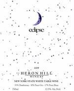 Heron Hill 'eclipse' Eclipse White 2010