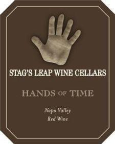 Stag's Leap Wine Cellar 'Hands of Time' 2011