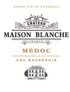 Chateau Maison Blanche Medoc 2010