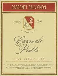 Carmelo Patti Cabernet Sauvignon 2006