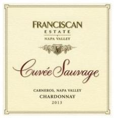 Franciscan 'Cuvee Sauvage' Chardonnay 2013