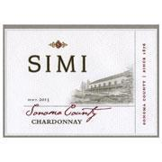 Simi 'Sonoma' Chardonnay 2015