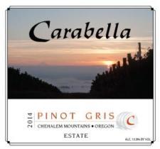 Carabella Pinot Gris 2014