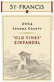 St Francis 'Old Vine' Zinfandel 2014