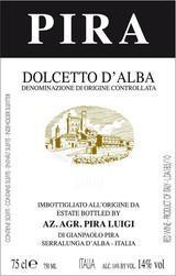 Luigi Pira Dolcetto d'Alba Dolcetto 2015