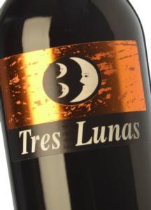 Bodegas Gil Luna Tres Lunas Tempranillo 2014