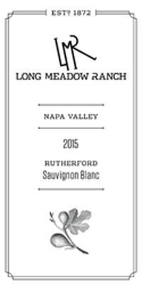 Long Meadow Ranch 'Rutherford' Sauvignon Blanc 2015