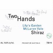 Two Hands 'Lily's Garden' Shiraz 2009