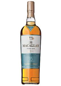 Macallan Fine Oak 15yr 750ml