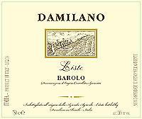 Damilano 'Liste' Barolo 2004