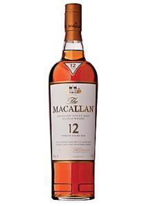 Macallan Sherry Oak 12yr 750ml