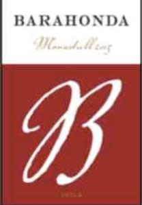 Barahonda Monastrell 2009