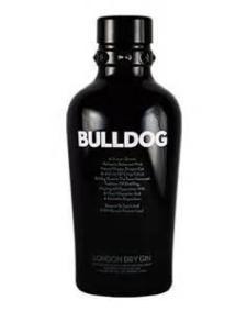 Bulldog London Dry Gin 80prf 750ml