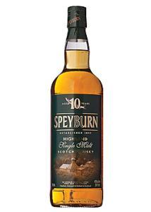 Speyburn 10yr 750ml