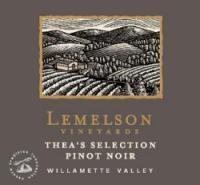 Lemelson Vineyards 'Jerome' Pinot Noir 2009