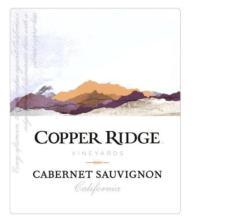 Copper Ridge Cabernet Sauvignon