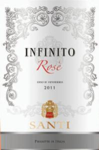Santi 'Infinito' Rose of Bardolino 2011