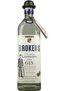 Broker's Gin 94prf 1.0L