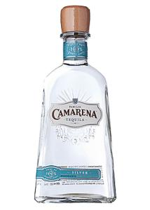 Camarena Silver 80prf 750ml 100 Blue Agave Silver Tequila