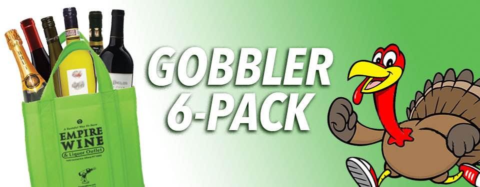 Gobbler 6 Pack