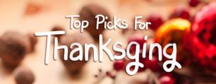 Top Turkey Day Picks